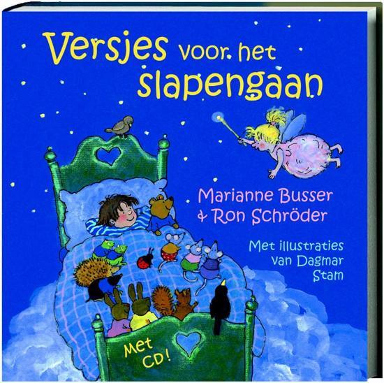 Versjes voor het slapengaan marianne busser marianne busser 9789044322927 boeken - Kast voor het opslaan van boeken ...