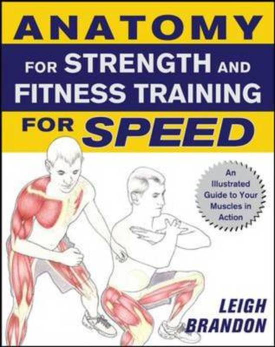 Bol Anatomy For Strength And Fitness Training For Speed Leigh