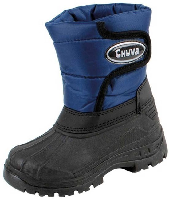 Chuva CW74 Blauw Gevoerde Laarzen Heren 40