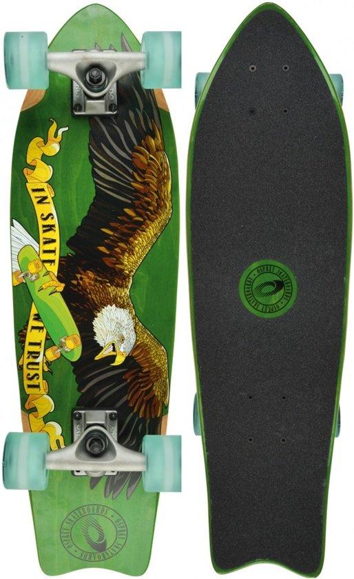 6421225ea92 bol.com   Osprey Skateboard Eagle 70 X 20 Cm Groen