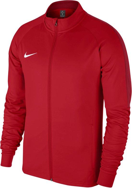 Nike Academy 18 Sportjas Maat L Mannen rood