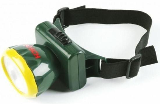Bosch Speelgoed Professional Line Hoofdlamp