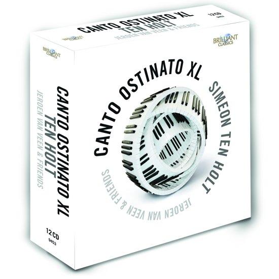 Simeon Ten Holt - Canto Ostinato XL