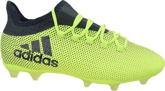 buy popular a9daa 3c51a adidas - X 17.2 FG - Voetbalschoenen - GeelZwart - maat 41 1