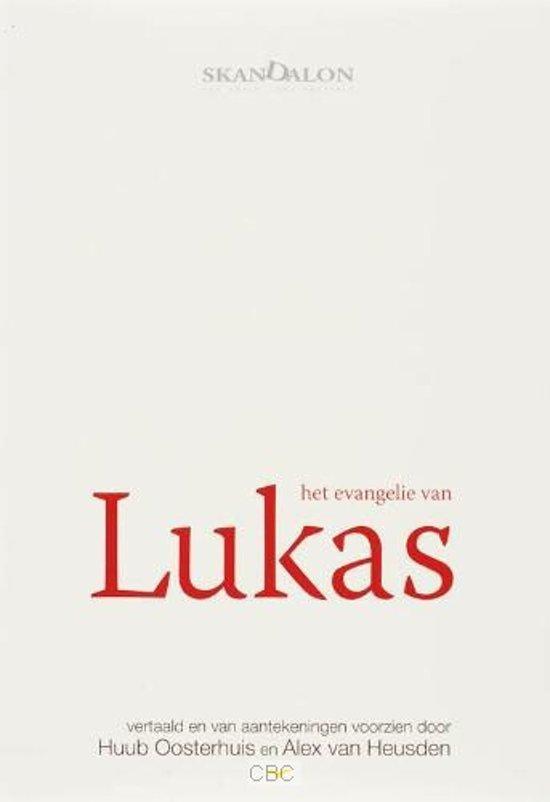 Het evangelie van Lukas