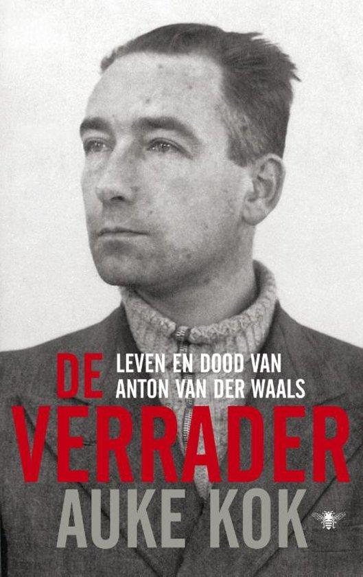 Boek cover De verrader van Auke Kok (Paperback)