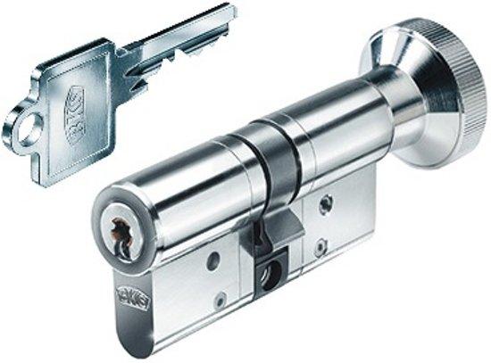 BKS knopcilinder 40/45 SKG**