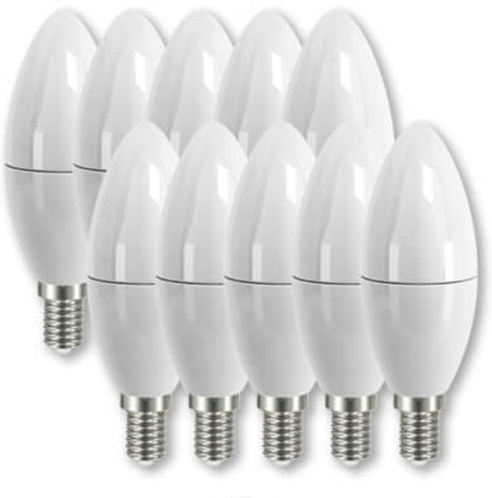 Bol Com 10 Prolight Led Lampen E14 6 Watt