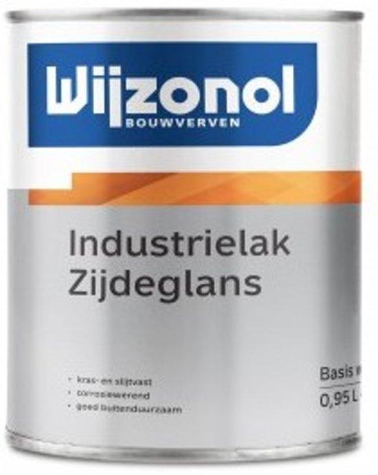 Wijzonol Industrielak Zijdeglans 2.5L Wit