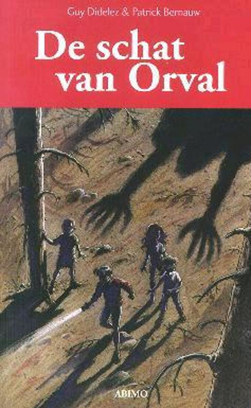 Boek cover Schat van orval van Guy Didelez