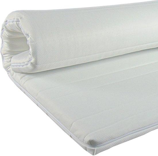 Slaaploods Topmatras Basic - Koudschuim - Dikte: 8 cm