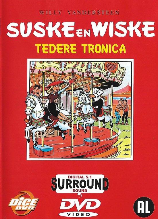 Suske & Wiske 3-Tedere Tronica