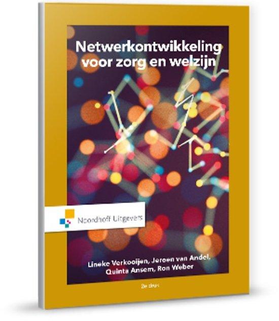 Netwerkontwikkeling voor zorg en welzijn
