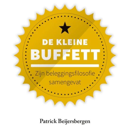 Boek cover Kleine boekjes - De kleine Buffett van Patrick Beijersbergen (Onbekend)