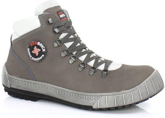 RedBrick Move Werkschoenen - Hoog model - S3 - Maat 44 - Grijs