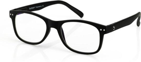 3ed6d6be879f5e Blueberry Glasses Leesbril Vintage zwart +0.5