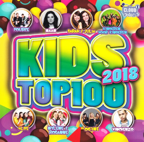 Kids Top 100 - 2018