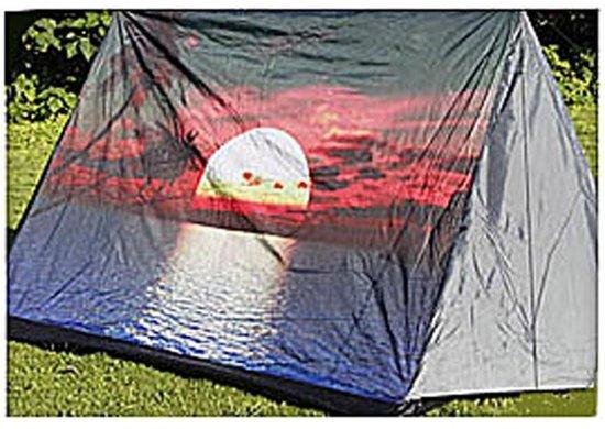 Bo Camp Yellowstone Katoen.Tenten Globos Giftfinder