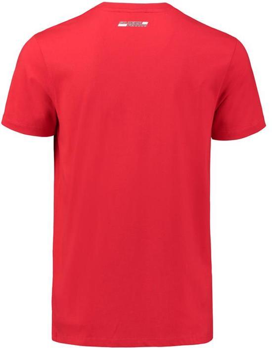 Ferrari T-shirt rood 2018  XL