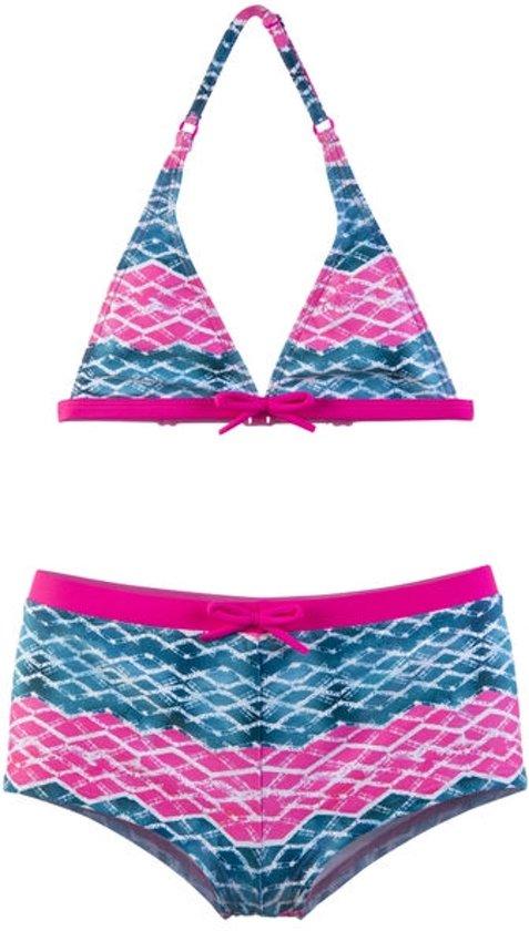 6e853abf13feda bol.com | Protest Protest Halter Bikini Meisjes KOSKI Lagoon152