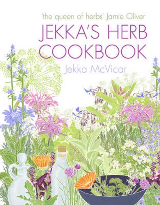 Boek cover Jekkas Herb Cookbook van jekka mcvicar (Hardcover)