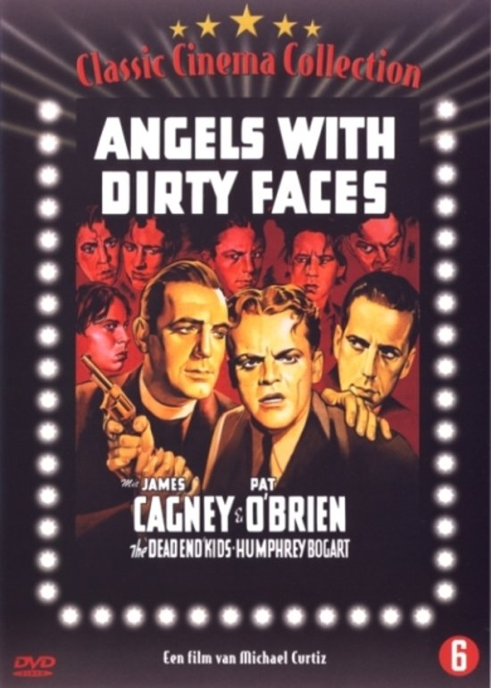 Cover van de film 'Angels With Dirty Faces'