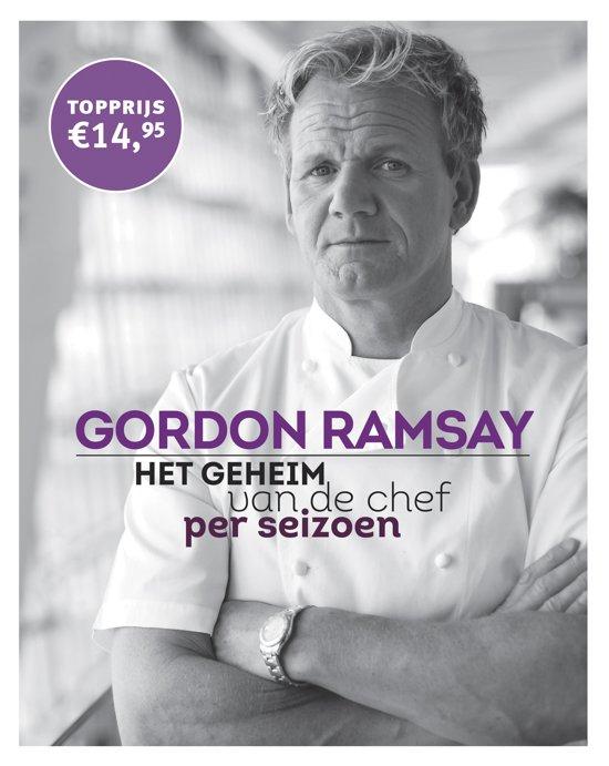 Het geheim van de chef per seizoen