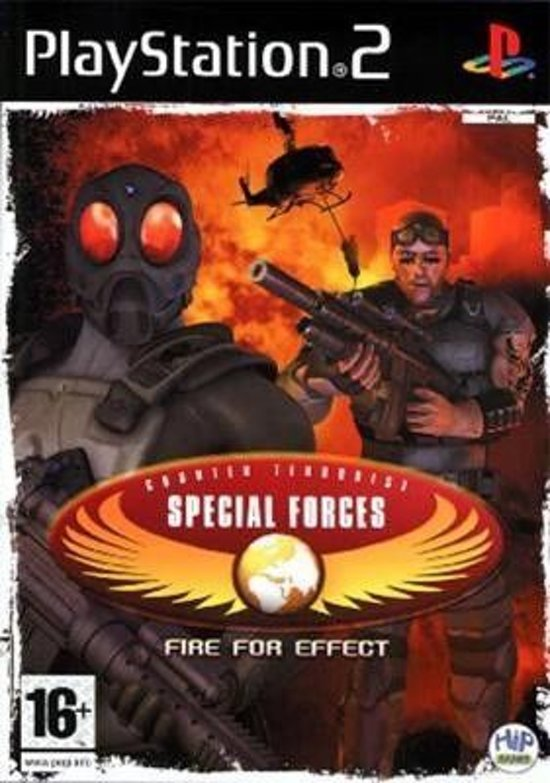 Ct Special Forces Fire For Effect