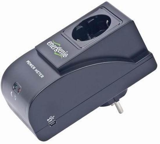 EnerGie Klein huishoudelijke accessoires USB EnergieMeter met 24 uurs geheugen