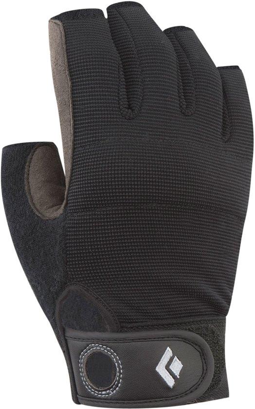Black Diamond Crag Half-Finger black Maat XL