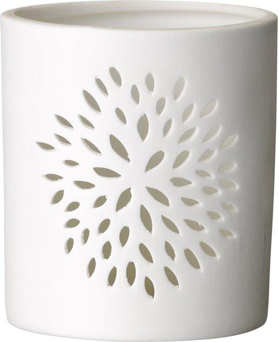Bloomingville Waxinelichthouder Bloem - 7 cm