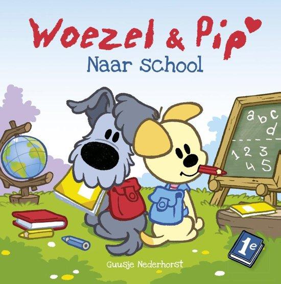 Woezel & Pip - Naar school