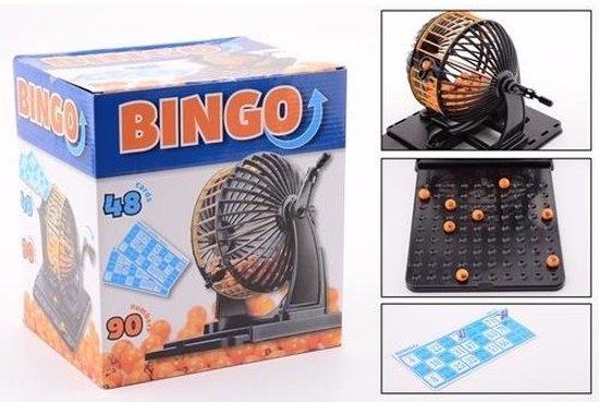 Afbeelding van het spel Bingo spel met molen en bingokaarten