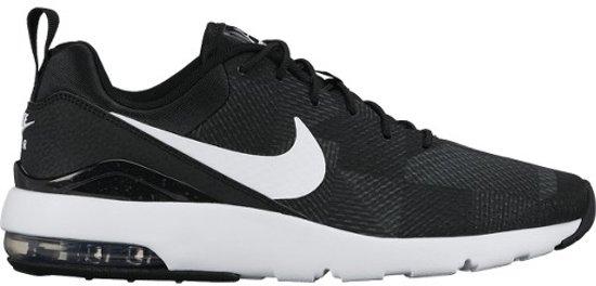 Nieuw! Nike Air Max Zwart grijs siren print sneakers Mt