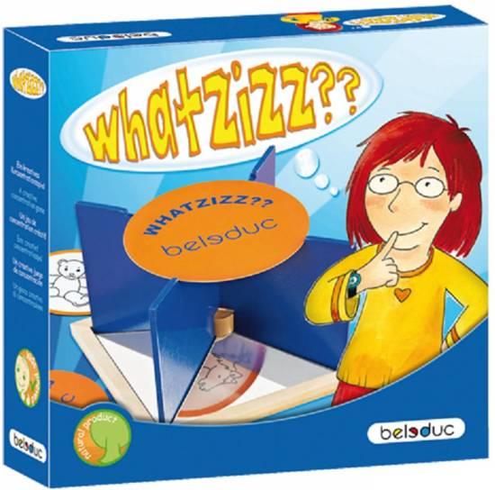 Houten spel Whatzizz??