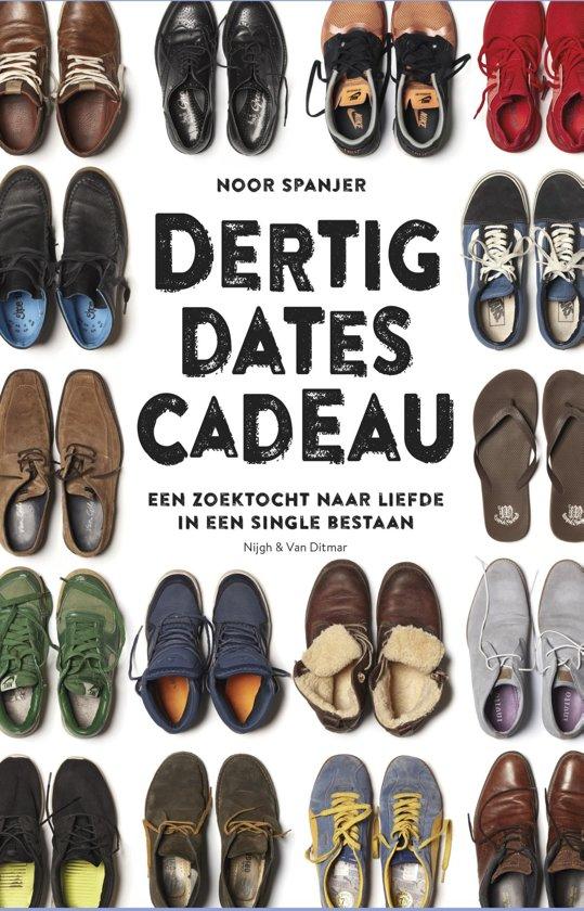 Dertig dates cadeau - Een zoektocht naar liefde in een single bestaan