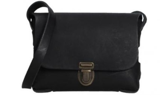 Blended Festival Bag S Zwart