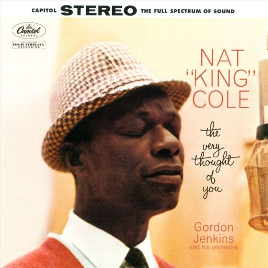 Bolcom The Very Thought Of You Nat King Cole Cd Album Muziek