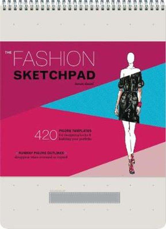 Fashion sketchpad - Tamar Daniel