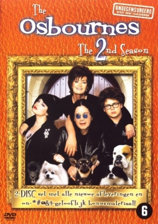 Osbournes - Seizoen 2 (2DVD)