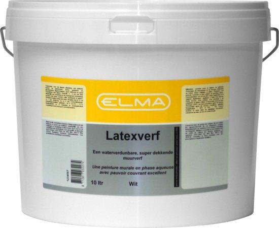 Favoriete bol.com   Elma latex - wit - 10 l NO22