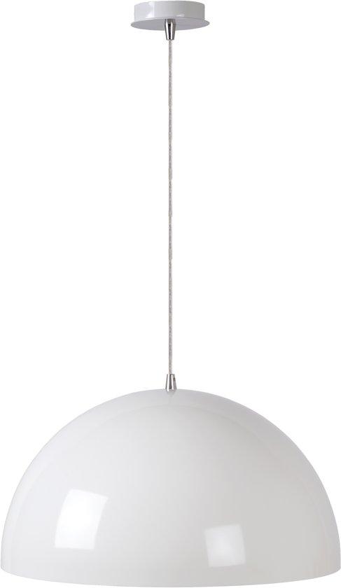 Lucide RIVA - Hanglamp - Ø 50 cm - Wit