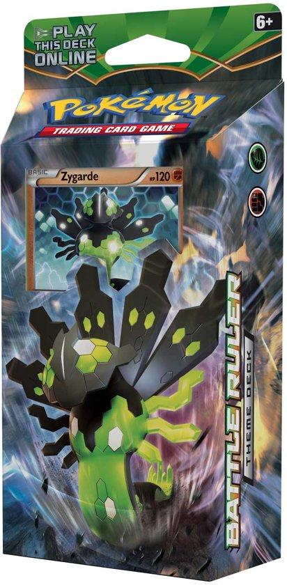 Afbeelding van het spel Pokemon thema deck XY10 Fates Collide