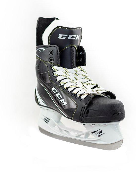 CCM IJshockeyschaatsen TACKS ST SR Zwart 45