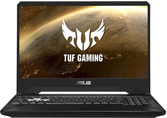 Asus TUF FX505DT-AL027T - Gaming Laptop - 15.6 Inch
