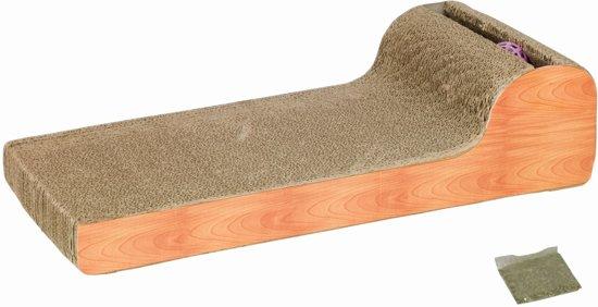 Nobby Toy krabplank voor de kat 48x21x11cm karton