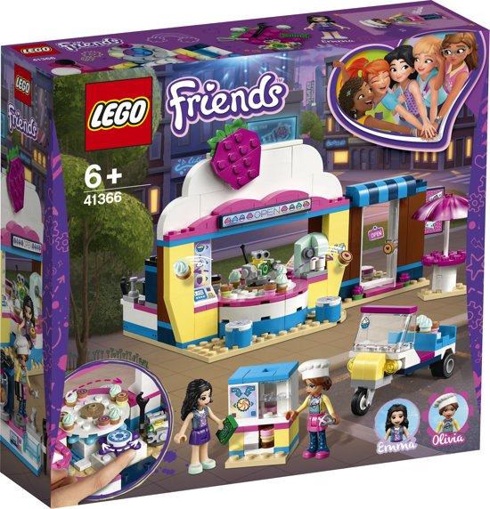 LEGO Friends Olivia's Cupcake Café - 41366