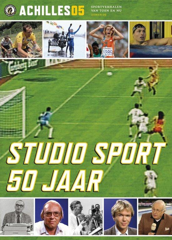 studio sport 50 jaar bol.| Studio Sport 50 jaar (ebook), Diversen | 9789020456509  studio sport 50 jaar