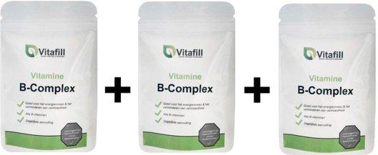 B-Complex (Jaarpakket / 12 maanden) - 360 Tabletten