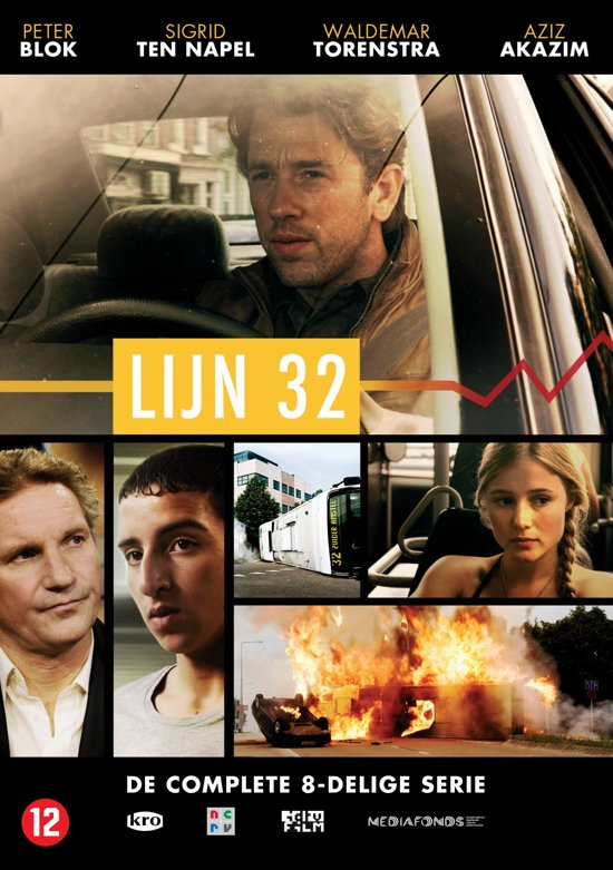 Lijn 32 (Dvd)